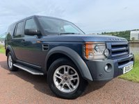 2006 LAND ROVER DISCOVERY 2.7 3 TDV6 HSE 5d 188 BHP £6990.00