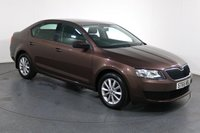 USED 2015 65 SKODA OCTAVIA 1.2 S TSI 5d 109 BHP ONE OWNER From New with SERVICE HISTORY