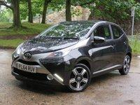 2014 TOYOTA AYGO 1.0 VVT-I X-CLUSIV 5d 69 BHP £4888.00