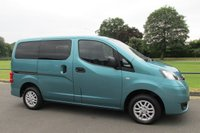 USED 2013 13 NISSAN NV200 1.5 DCI ACENTA COMBI 5d 89 BHP