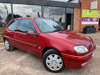 View our CITROEN SAXO