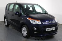 USED 2013 63 CITROEN C3 PICASSO 1.4 PICASSO VTR PLUS 5d 94 BHP ONE OWNER with 3 Stamp SERVICE HISTORY