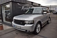 2012 LAND ROVER RANGE ROVER 4.4 TDV8 WESTMINSTER 5d AUTO 313 BHP £11899.00