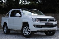USED 2016 16 VOLKSWAGEN AMAROK 2.0 DC TDI HIGHLINE 4MOTION 1d AUTO 180 BHP ** FINANCE AVAILABLE ** **PRICE IS PLUS VAT*
