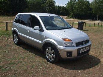 2009 FORD FUSION 1.6 Auto Plus Petrol Automatic £3695.00