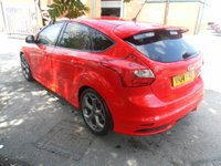 USED 2014 14 FORD FOCUS 2.0 ST-3 5d 247 BHP