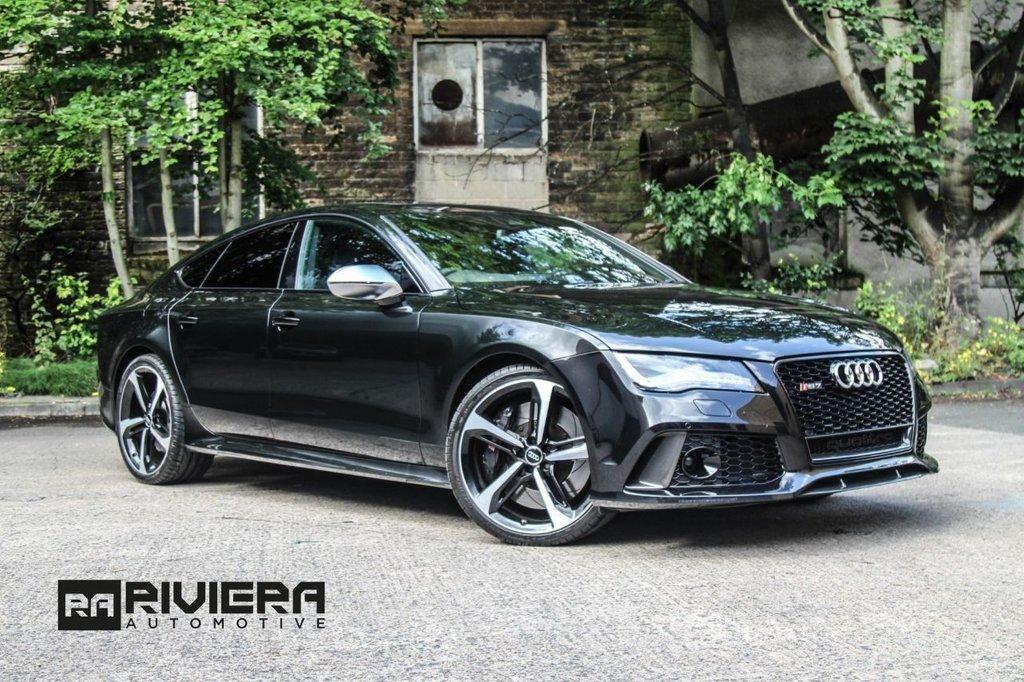 Audi A7 4 0 Rs7 Sportback Tfsi V8 Quattro 5d 560 Bhp
