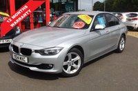 2014 BMW 3 SERIES 2.0 320D SE 4d 184 BHP £10395.00