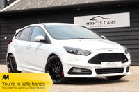 USED 2017 17 FORD FOCUS 2.0 ST-3 TDCI 5d AUTO 183 BHP