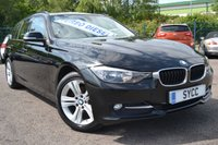 2015 BMW 3 SERIES 2.0 318D SPORT TOURING 5d 141 BHP ~ SAT NAV ~ POWER TAILGATE £10999.00