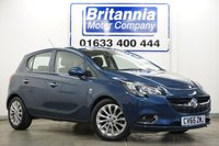 2015 VAUXHALL CORSA 1.4 SE 5 DOOR AUTOMATIC TOP SPEC MODEL 90 BHP £8390.00