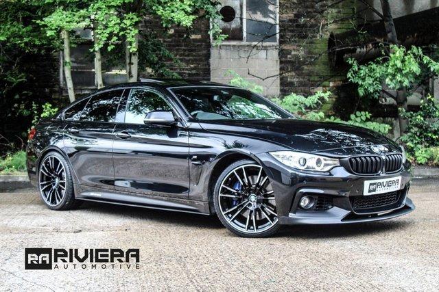 2016 66 BMW 4 SERIES 3.0 435D XDRIVE M SPORT GRAN COUPE 4d AUTO 309 BHP