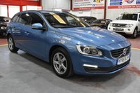 2015 VOLVO V60 2.0 D3 BUSINESS EDITION 5d 148 BHP £7995.00