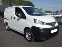 USED 2015 15 NISSAN NV200 ACENTA 1.5 DCI 90 BHP Direct From Leasing Company With 46000 Miles & Full Service History