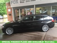 USED 2013 13 BMW 3 SERIES 2.0 320D LUXURY TOURING 5d 181 BHP STUNNING BMW 320 D LUXURY TOURING
