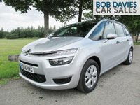 USED 2016 16 CITROEN C4 GRAND PICASSO 1.6 BLUEHDI VTR 5d 98 BHP