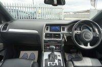 USED 2015 15 AUDI Q7 3.0 TDI S line Sport Edition Tiptronic quattro 5dr FULL AUDI HISTORY+P ROOF