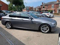USED 2014 64 BMW 5 SERIES 3.0 530d M Sport 4dr FULL BMW SERVICE HISTORY