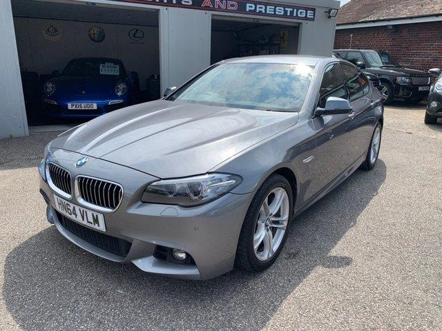 BMW 5 SERIES at Euxton Sports and Prestige