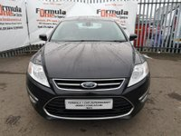 USED 2012 12 FORD MONDEO 2.2 TDCi Titanium X 5dr BLUETOOTH+LEATHER+CLIMATE