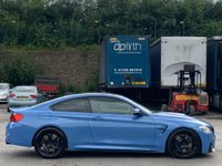 USED 2014 64 BMW M4 3.0 BiTurbo DCT (s/s) 2dr HarmanKardon/ReverseCam/HeadUp