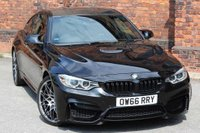 USED 2016 66 BMW M4 3.0 BiTurbo Competition Pack DCT (s/s) 2dr **SOLD AWAITING DELIVERY**