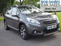USED 2016 16 PEUGEOT 2008 1.6 BLUE HDI S/S ALLURE 5d 100 BHP