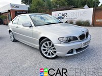 2006 BMW 3 SERIES 2.2 320CI SE 2d 168 BHP £1795.00