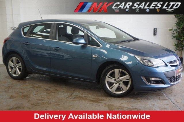 2015 15 VAUXHALL ASTRA 1.6 SRI CDTI ECOFLEX S/S 5d 134 BHP FSH SOLD TO PETER WRAGG  FROM SHEFFIELD
