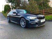 2017 BMW 5 SERIES 2.0 520D M SPORT 4d AUTO 188 BHP POA
