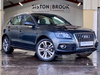 USED 2011 11 AUDI Q5 2.0 TDI QUATTRO S LINE SPECIAL EDITION 5d 168 BHP 1 Owner From New With Full Service History