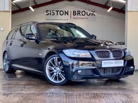 USED 2012 61 BMW 3 SERIES 2.0 320D SPORT PLUS EDITION TOURING 5d AUTO 181 BHP