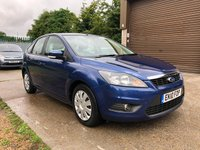 2010 FORD FOCUS 1.6 ECONETIC TDCI 5d 109 BHP £1990.00