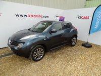 2013 NISSAN JUKE 1.6 TEKNA 5d AUTO 117 BHP £7195.00