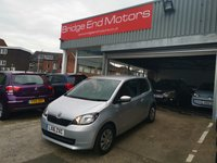 USED 2016 16 SKODA CITIGO 1.0 SE MPI 3d 59 BHP ONLY 3882 MILES FROM NEW! £20 A YEAR ROAD TAX AND VERY LOW INSURANCE, IDEAL 1ST CAR, BLUETOOTH, MEDIA INPUT, ISOFIX, ELECTRIC WINDOWS, REMOTE CENTRAL LOCKING