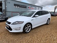 2012 FORD MONDEO 2.0 TITANIUM X SPORT TDCI 5d AUTO 161 BHP £7990.00