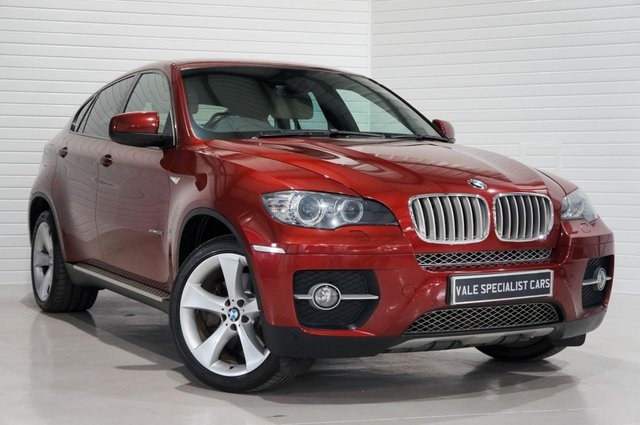 2009 BMW X6 3.0 XDRIVE35D AUTO (DYNAMIC PACK / MEDIA PACK)