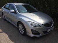 2011 MAZDA 6 2.2 D TS2 5d 163 BHP £4595.00
