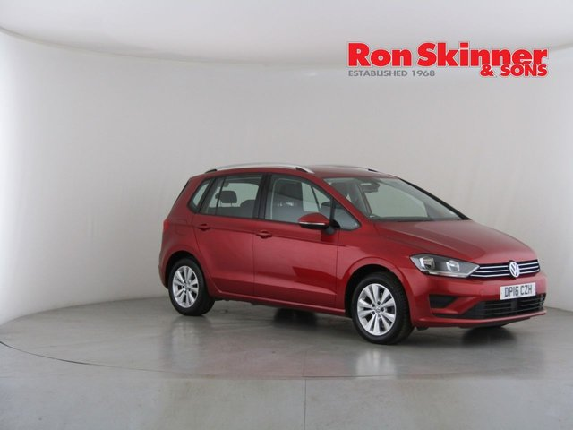 View our 2016 16 VOLKSWAGEN GOLF SV 1.6 SE TDI 5d 108 BHP