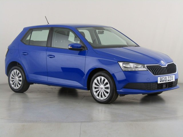 View our 2019 19 SKODA FABIA 1.0 S MPI 5d 59 BHP
