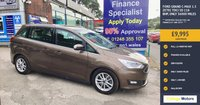 2016 FORD GRAND C-MAX 1.5 ZETEC TDCI 5d 118 BHP, only 36000 miles £9995.00