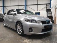 2012 LEXUS CT 1.8 200H SE-L 5d AUTO 136 BHP £7995.00