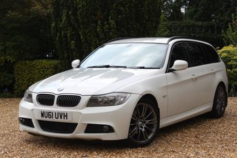 2011 BMW 3 SERIES 2.0 318D SPORT PLUS EDITION TOURING 5d 141 BHP £7989.00