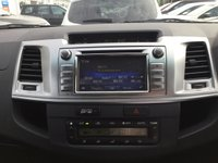USED 2015 65 TOYOTA HI-LUX 3.0 INVINCIBLE 4X4 D-4D 5  Seat Double Cab Lifestyle Pickup AUTO ** LOW MILEAGE FOR AGE**