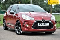 2015 CITROEN DS3 1.6 e-HDi Airdream DStyle Plus 3dr £4690.00