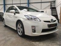 2010 TOYOTA PRIUS 1.8 T4 VVT-I 5d AUTO 99 BHP £7995.00
