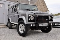 USED 2012 12 LAND ROVER DEFENDER 110 XS Utility Wagon 2.2 TD ( 122 bhp ) 2 Previous Owners Low Mileage FSH No VAT Super Spec Many Extras