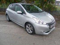 2012 PEUGEOT 208 1.6 ALLURE E-HDI 5d 92 BHP £4695.00