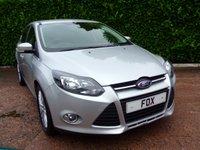 2012 FORD FOCUS 1.6 ZETEC TDCI 5d 113 BHP £4475.00