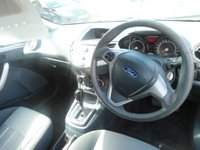 USED 2009 59 FORD FIESTA 1.4 EDGE 5d AUTO 96 BHP